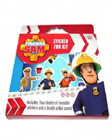 Fireman Sam sticker fun kit (Code 3147)